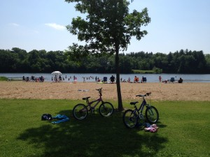 Beach Bikes Lake Hendricks